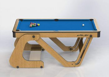 RFPT-6 Folding Pool Table